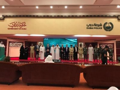 "SARI participated in the ""Fourth Forum for Innovation and Entrepreneurship - Dubai Police"""